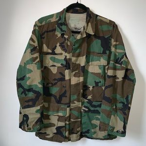 Other - Lightweight Military camo jacket